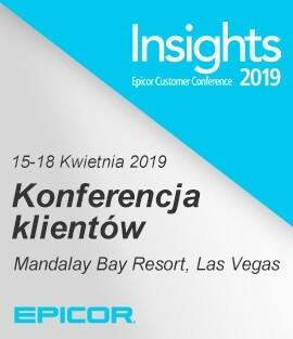 INSIGHTS Epicor Customer Conference