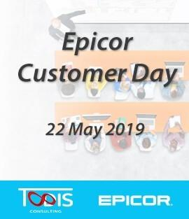 We are pleased to announce that the next edition of the Epicor Customer Day will take place on May 22, 2019 in Warsaw
