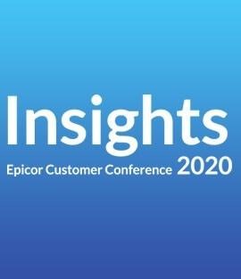 INSIGHT – EPICOR CUSTOMER CONFERENCE 2020